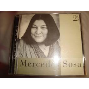 Mercedes Sosa Clasica & Moderna Vol 1 Y 2 Audio Cd Caballito