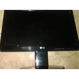 Monitor Flatron W1642c Wide Tela 15,6 Com Defeito