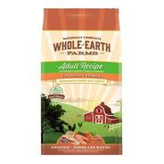 Alimento Natural Whole Earth Farms Pollo Y Salmon Ad X 7.5 K