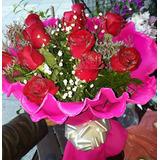 Rosas,flores,ramos,tocados,envio A Domicilio.