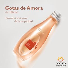Aguas Natura Gotas De Amora Fragancia Femenina
