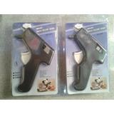 Pistola De Silicon Con 2 Barras Delgada 10w 120v Papeleria