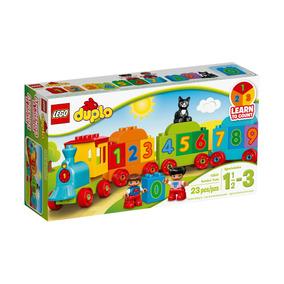 Lego Duplo 10847 23 Piezas Tren De Números Mejor Precio!!