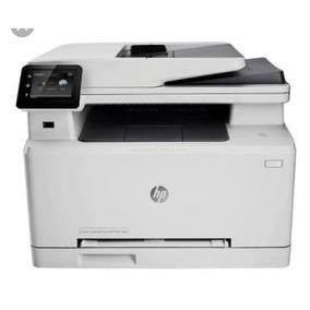 Impressora Multifuncional Hp Color Laserjet M277dw Wifi 220v
