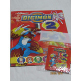 Álbum Y Figuritas Digimon 2