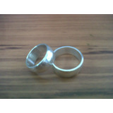 Anillos De Matrimonio De Plata 925