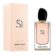 Perfume Sí Giorgio Armani Parfum 100 Ml - Original