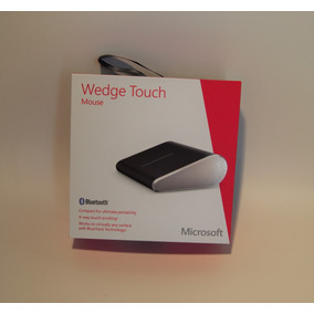 Mouse Wedge Touch Microsoft