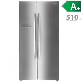 Refrigerador No Frost Daewoo Frs-k6500bxa 527 Litros