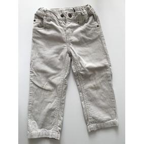 Nuevo: Pantalón Pana Para Niño (2 Años). Boutchou Francia