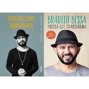 Kit Braulio Bessa - Poesia Com Rapadura E Poesia Que Trans..