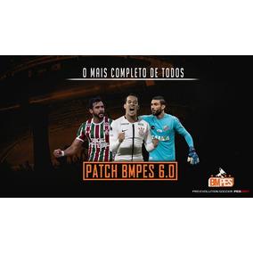Patch Bmpes 6.0 Pes 2017 Brasil + Mundo Pc + Atualização 6.x