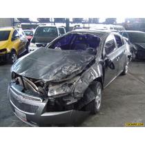 Chocados Chevrolet Cruze