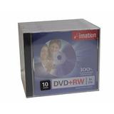 Dvd+rw 4.7gb 2 H 8x Imation Por Unidad