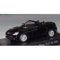 1:64 Mercedes Benz Slk 55 Amg Negro Kyosho