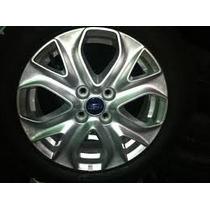 Roda Ecosport Titanium Aro 16 Prata 12x S/juros