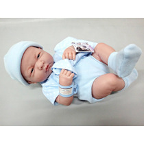 Boneco Newborn Real Boy- Berenguer Boutique