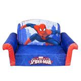 Sofá Cama Pequeño Para Niños Spiderman Marshmallow Furnitur