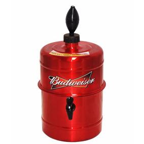 Chopeira Portátil 5,1 L - Cerveja Gelada Budweiser + Brinde