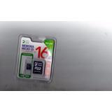 Memoria Micro Sd 16 Gb Greenleaf Con Envio