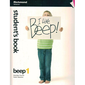 Beep 1 / Students Book + Activity Book / Richmond