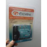 Protector Voltaje Exceline 220v A/a. Alta Carga 36000btu