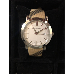 99747f69078 Bu 7816 Burberry Relogio Unissex - Relógios De Pulso no Mercado ...