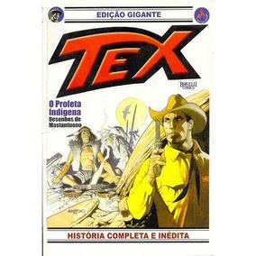 Tex Edição Gigante - Nº 20 - O Profeta Indigena