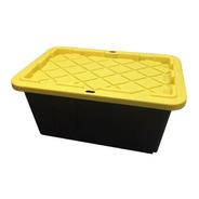 Caja Plástico Almacenamiento Profesional 45 Lt Envío Gratis
