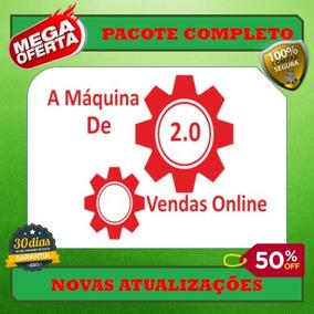 Máquina De Vendas Online 2.0- Tiago Basto- Curso Completo