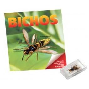Colección La Nación Bichos Avispa Gigante - Tailandia + Caja
