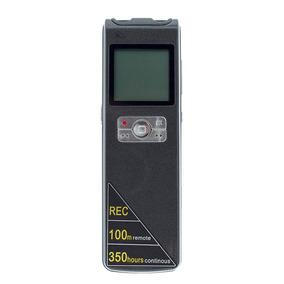 Gravador Espião Com Sensor De Voz - Empório Forte