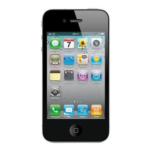 iPhone 4s 8 GB Preto 512 MB RAM