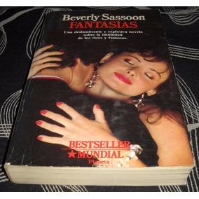 Libro Fantasias Intimidad Ricos Y Famosos Beverly Sasson