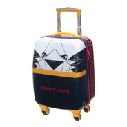 Mala Escolar Viagem Rígida Tigor T Tigre Travelling Pacific