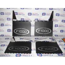 Badana Da F-1000 Material Pesado 4 Peças Em Inox C/ Logo