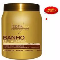 Forever Liss Banho De Verniz (1kg) + Brinde- G3cosmeticos