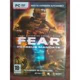 Fear Perseus Mandate Pc Dvd Nuevo Envio Gratis