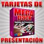 10gb Plantillas De Tarjetas De Presentacion Eps Mas Regalo
