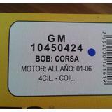 Bobina Corsa 4pines Yukkazo 10450424 1.6 Año 2001-2006 Lisa