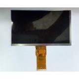 Tela Display Lcd Bravva Planet Tab Bv-quad 8gb Flat Reto Hd