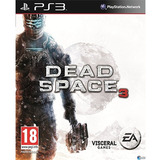 Dead Space 3 Ps3 - Juego Fisico - Prophone