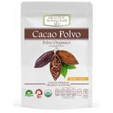 Cacao En Polvo 2kg Organico Certificado Envio Gratis