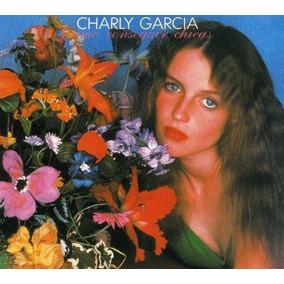 Vinilo Charly Garcia - Como Conseguir Chicas-lp Nuevo