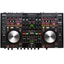 Controladora Mixer Digital Denon Dj Mc6000 Mk2