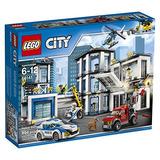 Estación De Policía De Lego City Police Kit Edificio