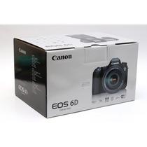 Canon Eos 6d 20.2 Mp - Lente 24-105mm F4 Is Usm