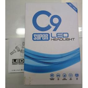 Led Cree C9 Super Led Headlight H3