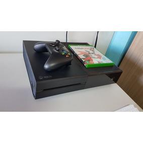 Xbox One 500gb + Nba 2k18 +1 Mês Ea Access+14 Dias Live Gold