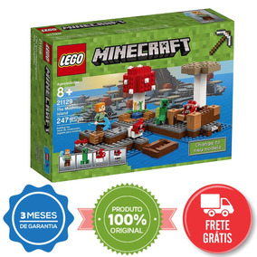 Kit Minecraft Lego - Lego e Blocos de Montar no Mercado Livre Brasil d6bab6ab57